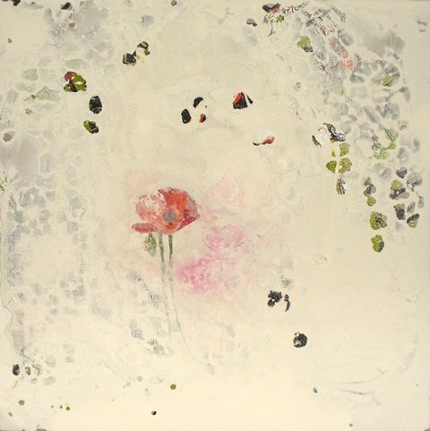Praise for the sweetness of the garden, 2013 (70x70 cm)