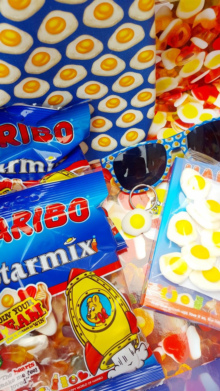 Haribo gummy bears are just one of many products that thomas -  Kids And Grown Ups Love It So The Happy World Of Haribo Haha Everyone Knows This Famous Slogan Don T They