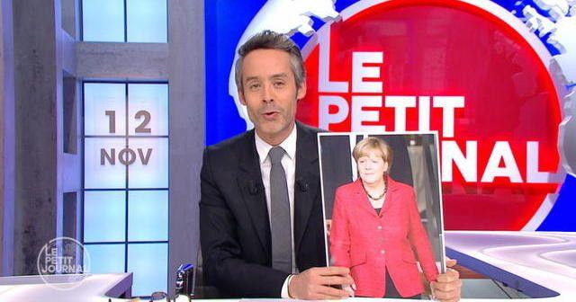L'affaire des écoutes de Laurent Fabius - Le Petit Journal du 12/11 - CANALPLUS.FR