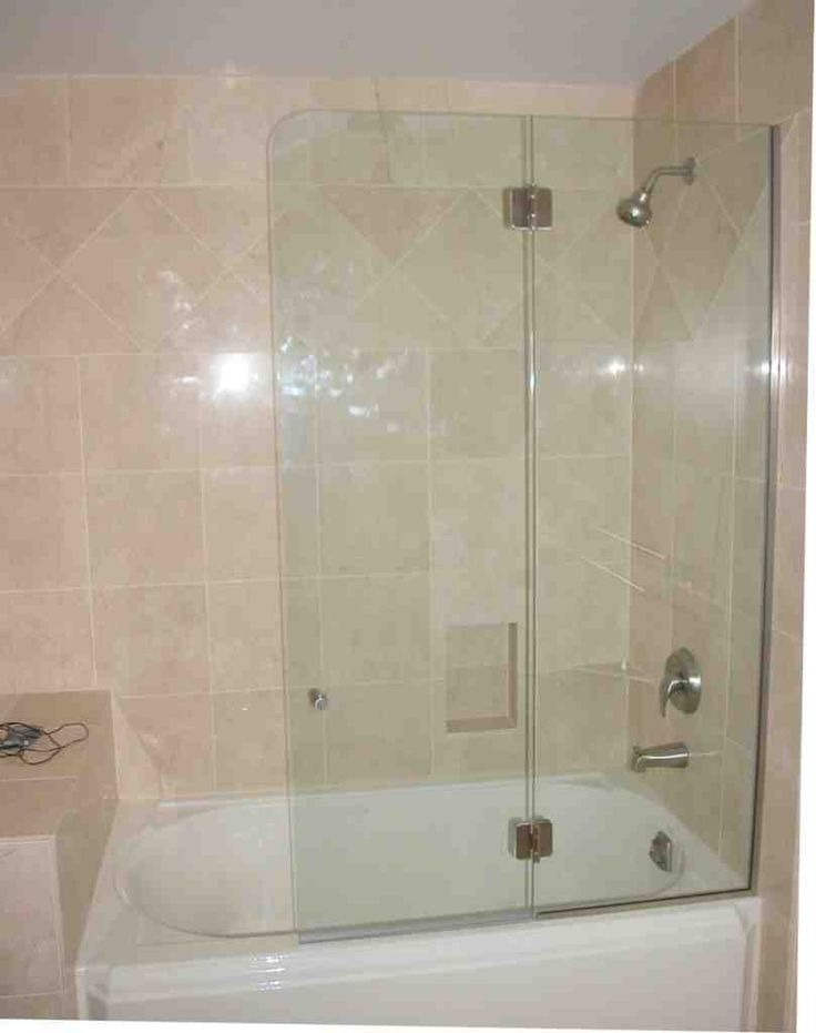 38 glass shower door - Bathtub Shower Doors