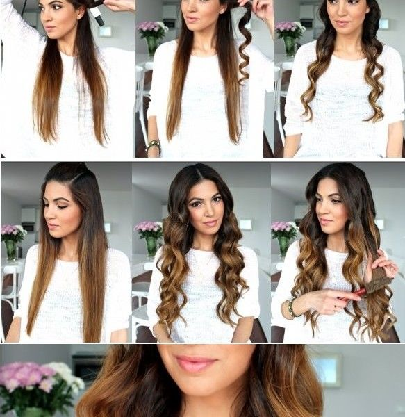How To Make Hair Waves Without Heat Damaging Hair Hair Styles