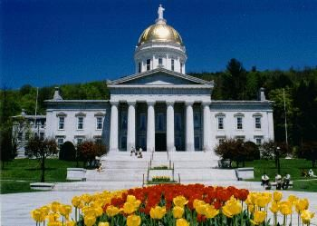 Vermont State House - Montpelier, VT