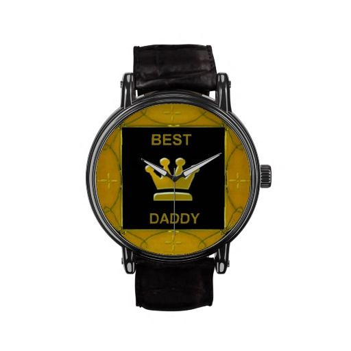 Best Daddy Watch by elenaind