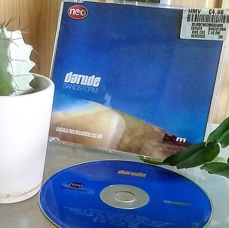 ..throwback Thursday ...'can't believe this is 16 years old! #Darude has never even been in a #sandstorm i've heard! #no1 #music #cd #cds #2000 #finland #finnish #neorecords #villevirtanen #hitsingle #instahit #instamusic #instafinland #dancemusic #cdcover #cdcollection #musica #musik #beat ##dj #weareinfinland #finnishmusic #goodtunes #upbeat #adrenaline #instalike #tbt #throwbackthursday