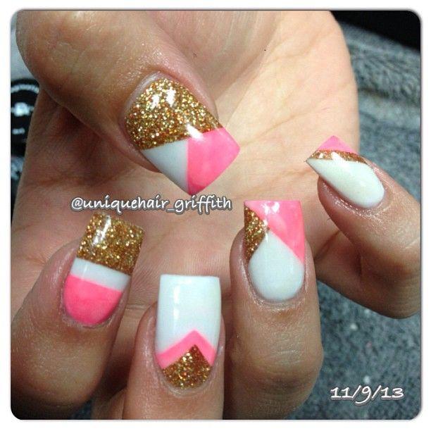 Instagram photo by fel_xox #nail #nails #nailart