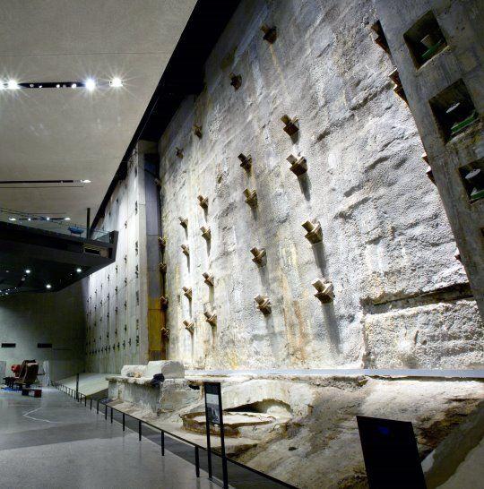 Defeito em cortinas de contenção poderá provocar submersão do WTC pelo Rio Hudson.