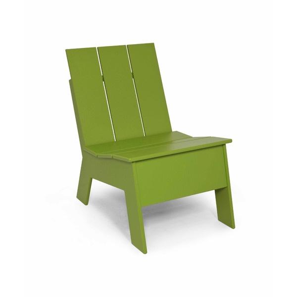 picket low back single | Loll Designs | Modern Recycled Outdoor FurnitureSingle, Outdoor Furniture, Green Picket, Loll Design, Loll Picket, Picket Low, Products