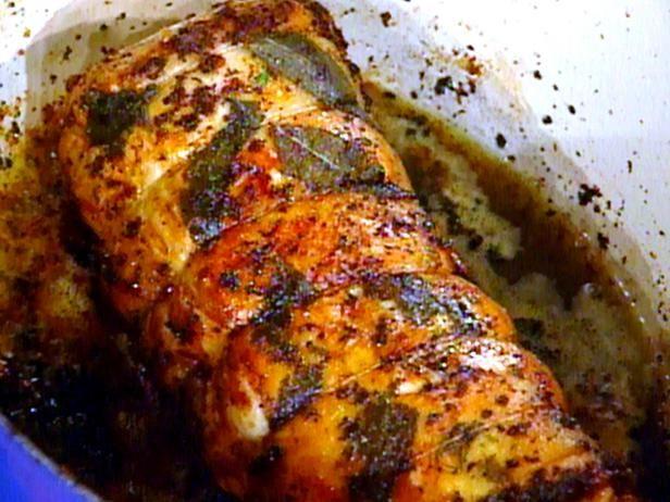 Get Braised Pork in the Black---Brasato di Maiale Nero Recipe from Food Network
