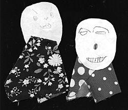 Орлова Л. | Арт-терапия в коррекции детских внушенных страхов | Газета «Школьный психолог» № 05/2010