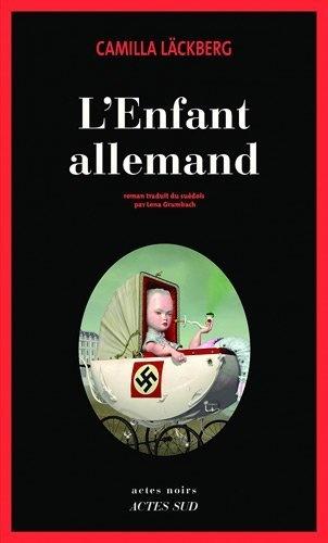 L'Enfant allemand exellent livre