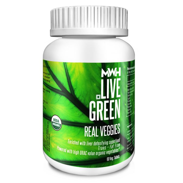 #MWH #LIVEGREEN #RealVeggies  - Completely Natural - Effective #LiverDetoxification Pill  www.shop.neisswellness.com