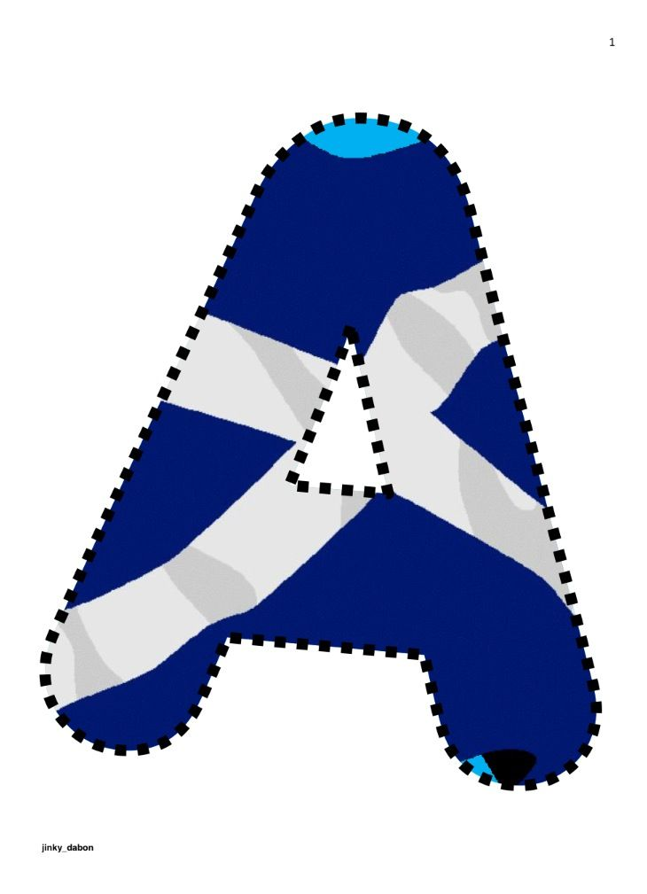 A4 Scotland Flag themed alphabet and numbers.  Available to download for FREE at:  http://www.tes.co.uk/teaching-resource/A4-Scotland-Flag-Themed-Alphabet-and-Numbers-6344978/