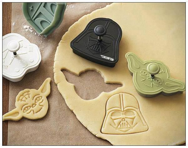 Cool Star Wars Cookie Cutters