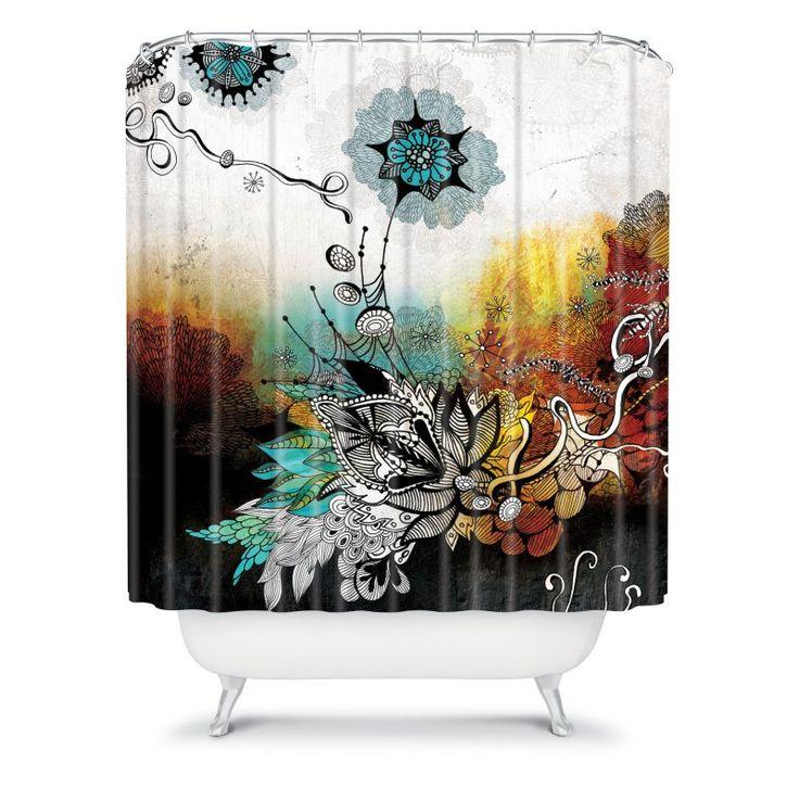 DENY Designs Iveta Abolina Shower Curtain - 128