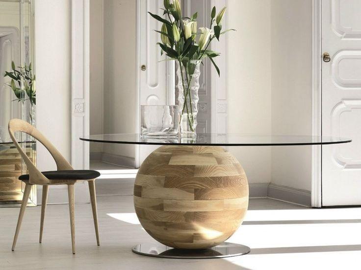 Más de 1000 ideas sobre mesas redondas de madera en pinterest ...