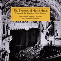 New Release! Sounds from the American Silent Cinema: The Pioneers of Movie Music The Paragon Ragtime Orchestra, Rick Benjamin, director The original scores of America's pioneer film composers, including William Axt, Maurice Baron, Irénée Bergé, Gaston Borch, M.L. Lake, Erno Rapée, Hugo Riesenfeld, Victor L. Schertzinger, J.S. Zamecnik, and others.