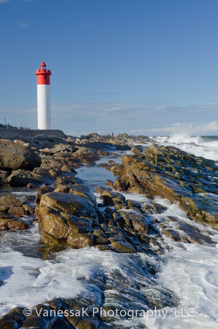 ✯ Umhlanga Rocks Lighthouse, Durban South Africa