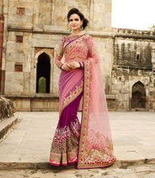 Shop for Indian Bridal Sarees from our Latest assortment of wonderful and crafted sarees. Get awesome arrangements, quality sewing and Free International delivery