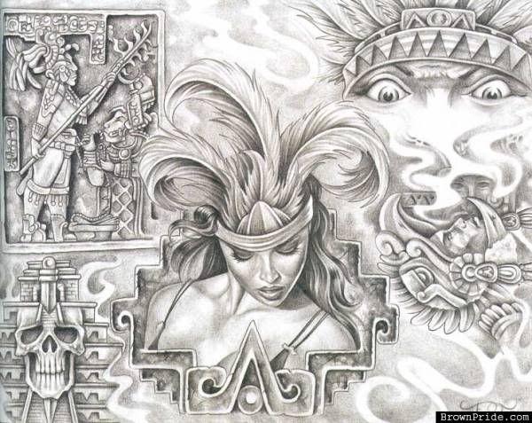 Jose Lopez Tattoo Flash