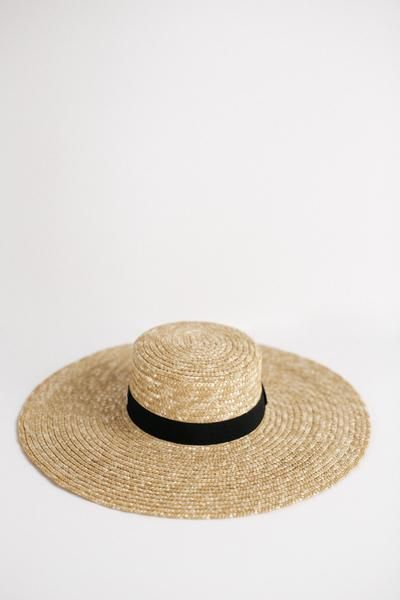 1464ed5b Gwen - Wide Brim Sun Hat in 2019 | Products you tagged