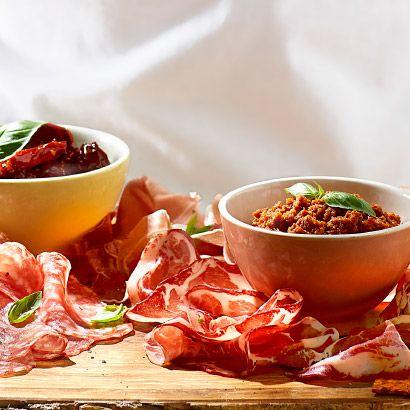 ALDI België - Recept - Dipsaus met gedroogde tomaten
