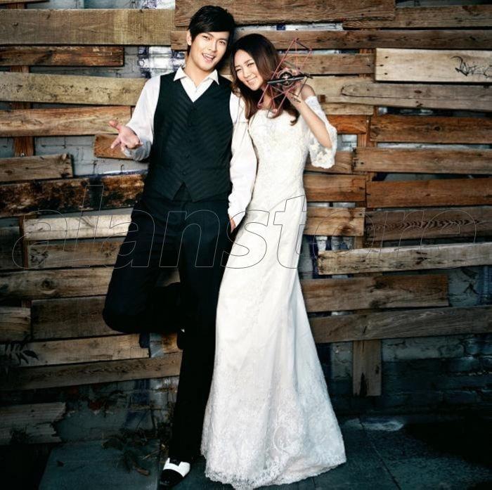Princess Bride Wedding Dress for Women,Long Length Sleeves Gown Full Dress