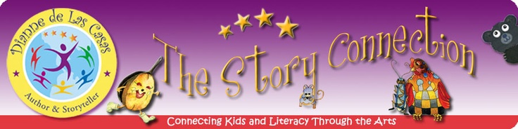 Check out the Story Connection for a list of great storytelling games.  Storytelling games are great for car rides and time spent in waiting rooms.  Being able to construct a story, add details and share those ideas with another are important early literacy skills!