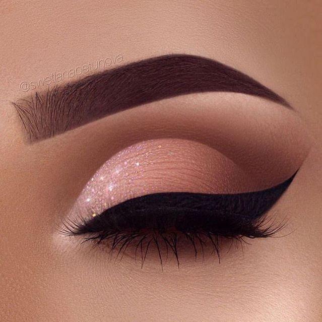 Soft Glam Eye Make-up – sexy Augen Make-up Ideen #eyemakeup #makeup #beauty – #a…