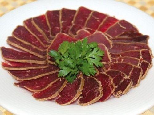 Бастурма из говядины - пошаговый рецепт с фото / Простые рецепты