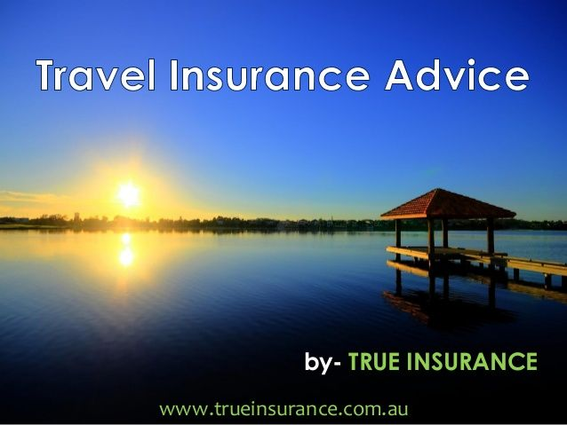 True Insurance offers you a very cheap travel insurance policy, which protects you from the losses occurs in the journey. You can get travel insurance at the time of buying travel plan or later. More details: http://www.trueinsurance.com.au/cheap-travel-insurance/