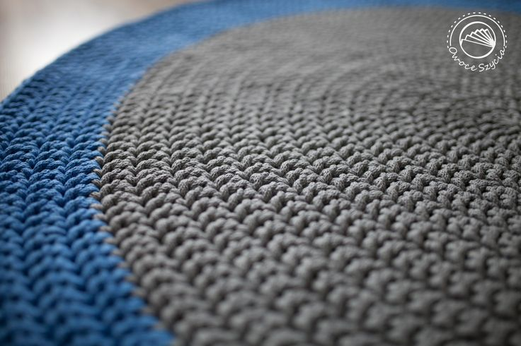 Dywan szydełkowy   crochet rug