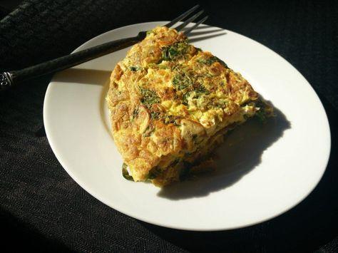 groente omelet