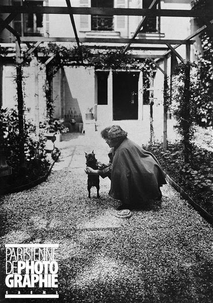 Colette 1873 1954 crivain fran ais dans le jardin de for Boulevard du jardin exotique