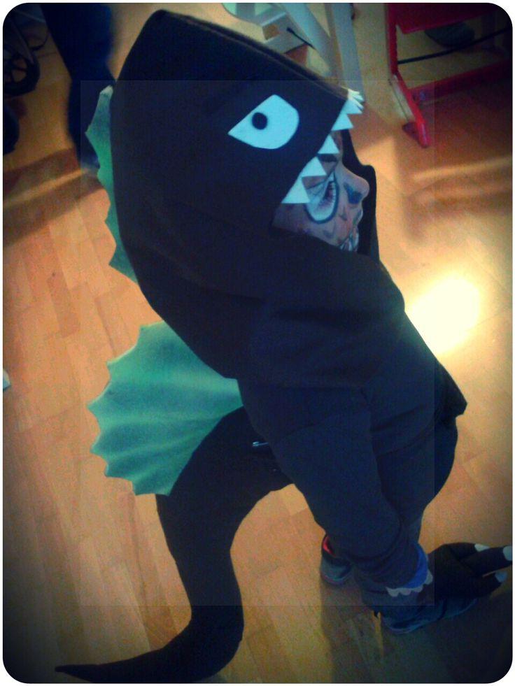 Disfraz dinosaurio, dragon...