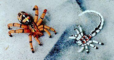 Arachnids by Charles Manson
