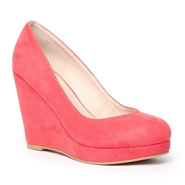 Sweetheart Wedges