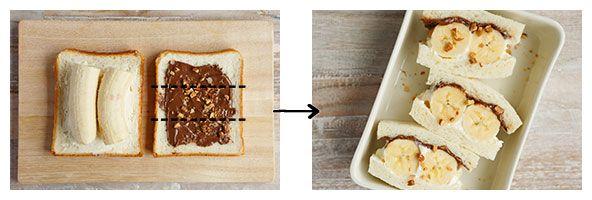 フルーツサンドイッチをマスターする! - 食パンで作る基本のサンドイッチ講座 サンドフルライフ パン食系女子 日清製粉グループ