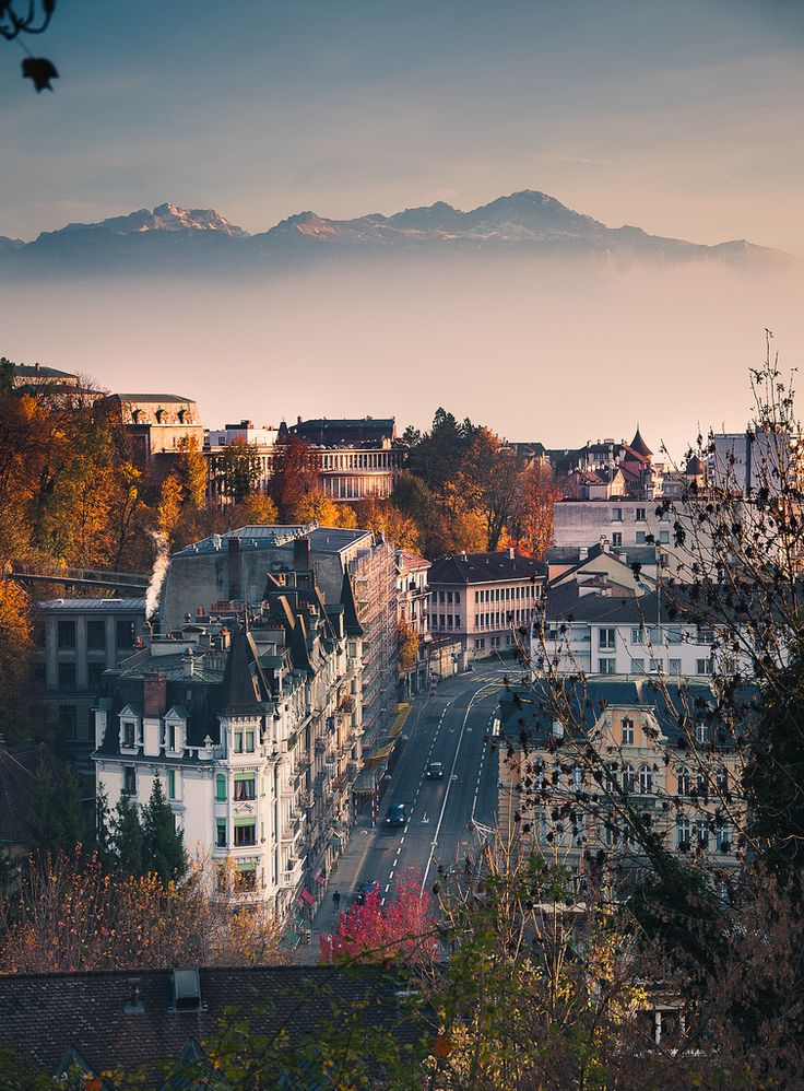 Lausanne   Switzerland. Have been here twice, a v long time ago. Would love to visit again xx