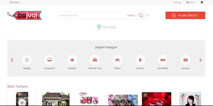 Bajual.com, Jual Beli Online Gratis