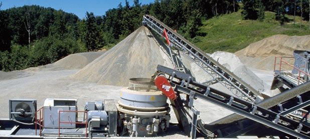 Class leading brands like Cedarapids, Jaques and Pegson are the backbone of our cone crusher offering. Our combined lines include 13 different models to choose from with capacities that range from 125 tph to over 700 tph.