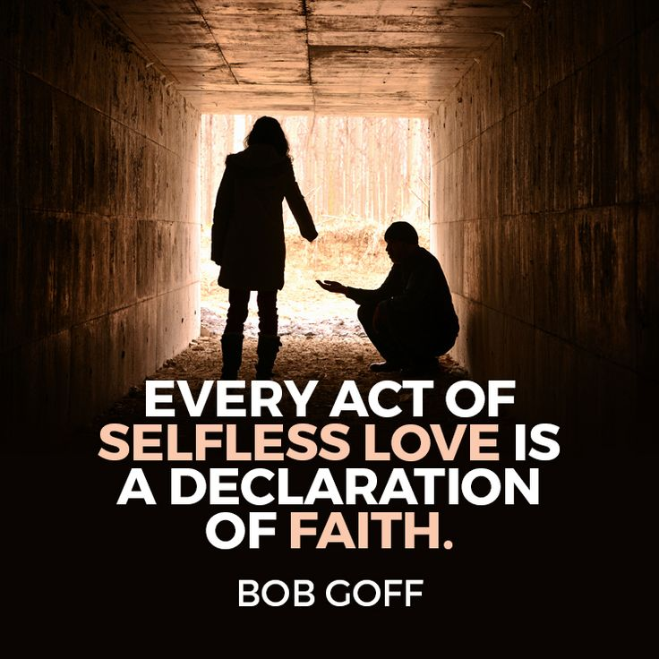 selfishness for the love of others essay Free essay: selfishness most of us assume that selfishness is both wrong and  unhealthy but is this true  selfishness for the love of others 874 words | 4.