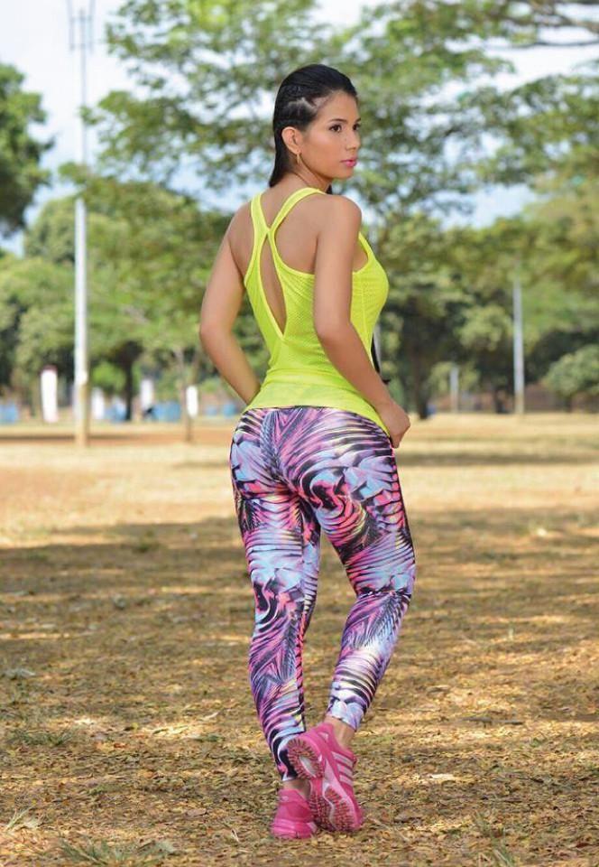Colombian workout tanktop