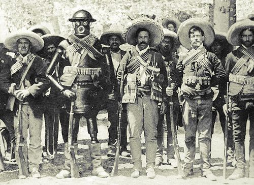 Pancho Villas Involvement Mexican Revolution