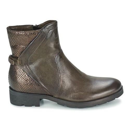 Bottines / Boots Mjus CAZIN Marron 350x350