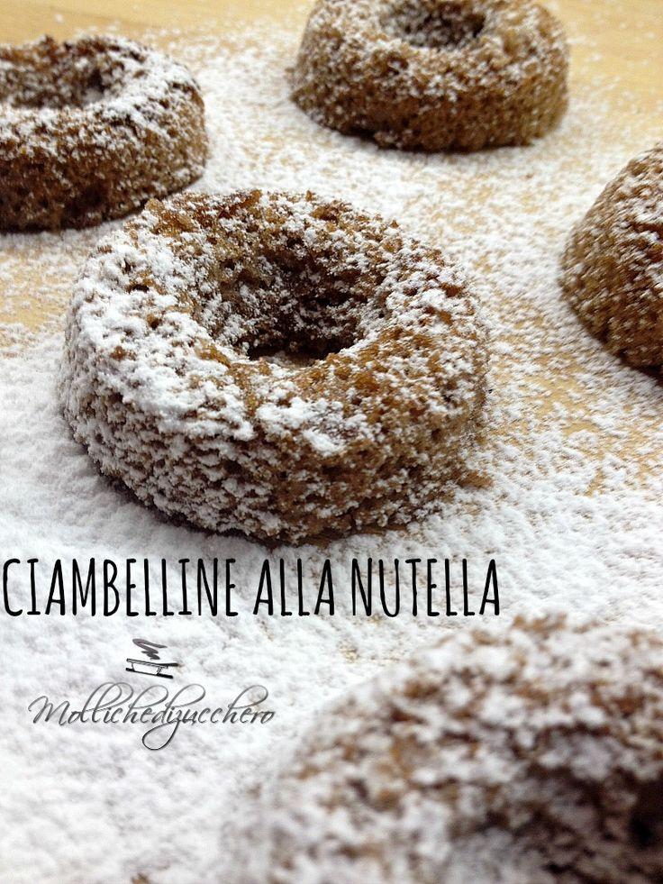 #Ciambelline alla #nutella - ok lg
