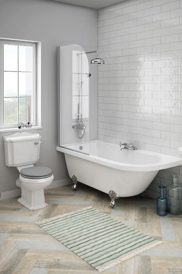 Appleby Lh Traditional Bathroom Suite Victorian Plumbing Uk