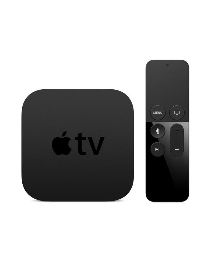 Apple's New Apple TV for my class, referb is cool