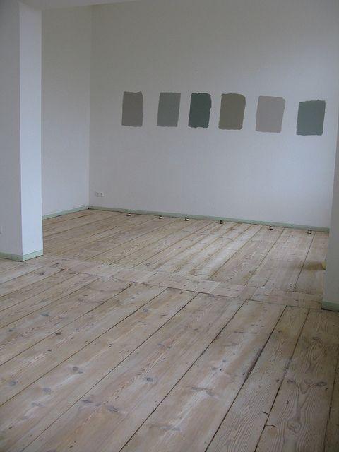 Day Library Floors Sanded Lye Swedish Soap