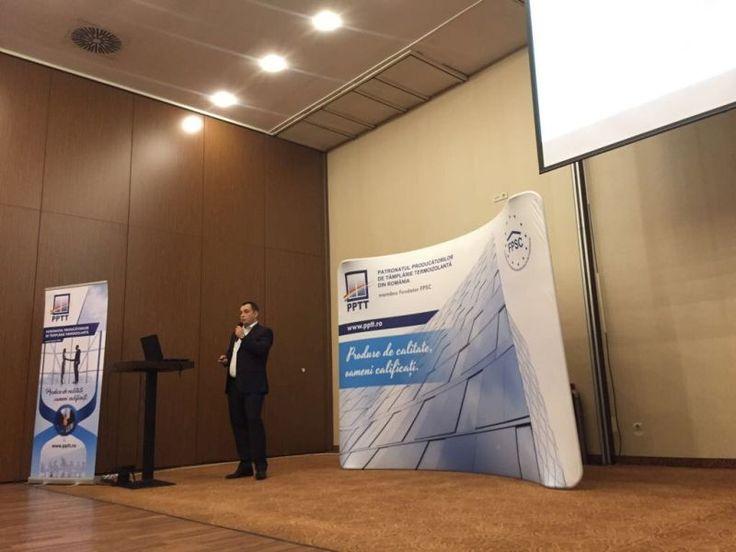 Ne vedem pe 23 noiembrie la conferința organizată de PPTT la București să vorbim despre sistemele modulare din policarbonat ca alternativă economică și modernă la fațadele din sticlă.