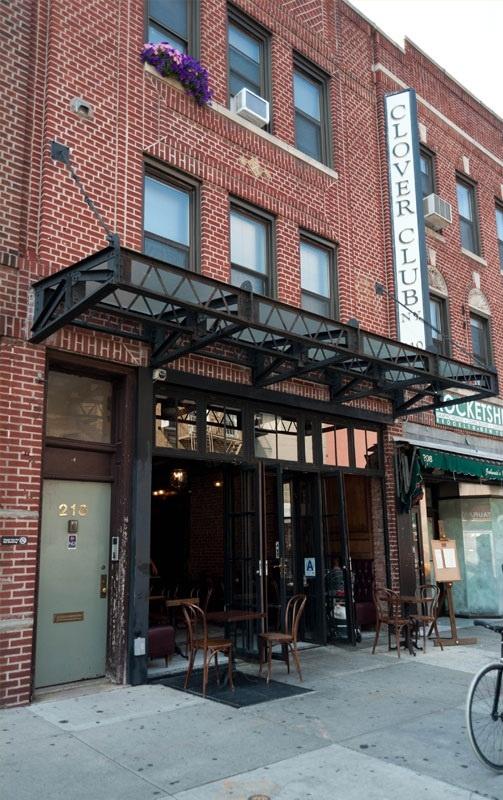 Clover Club | Brooklyn